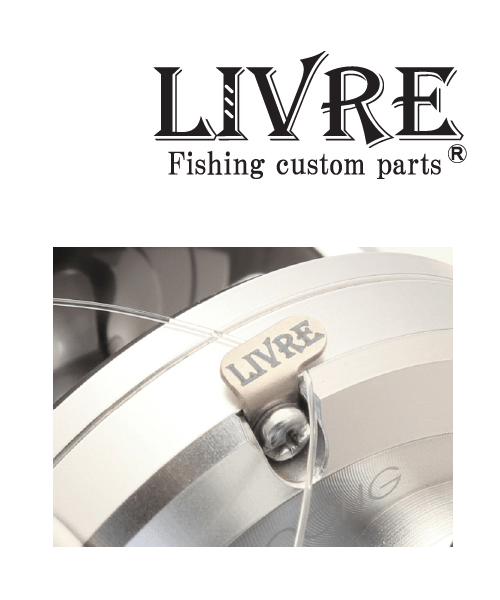 Livre Line Stopper for Ocea Jigger / Saltiga Reel - Coastal Fishing Tackle