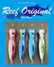 Reef Original Handmade Wood Lure - Slim Popper 110