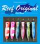 Reef Original Handmade Wood Lure - Big Popper 130