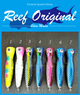 Reef Original Handmade Wood Lure - Slim Popper 170