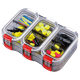 Kizakura Z-Box Multiple Storage Parts Box Type 5 (Deep + Shallow)