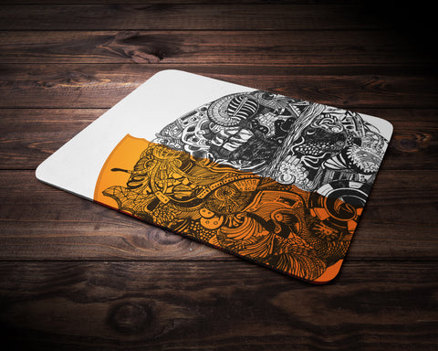 Grey Matter Mousepad
