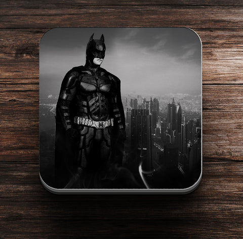 Batman Coaster and Magnet