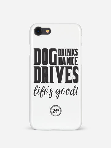 Dog Dance Drives Phone case