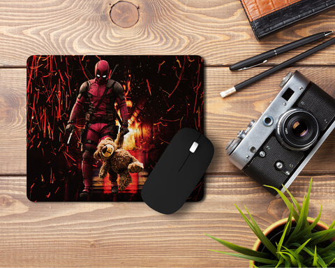 Deadpool Mousepad
