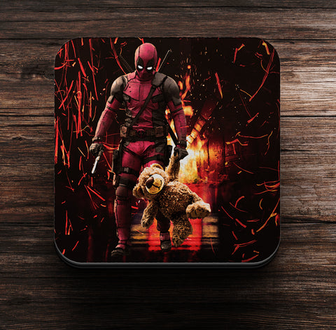 Deadpool Coaster cum Magnet