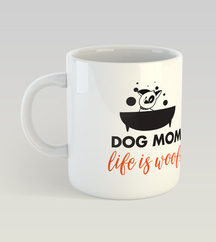 Dog Mom Mugs