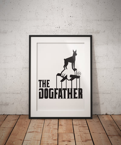 Dogfather Posters