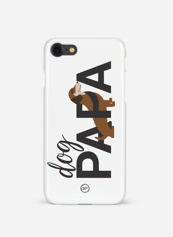 Dog Papa Phone case