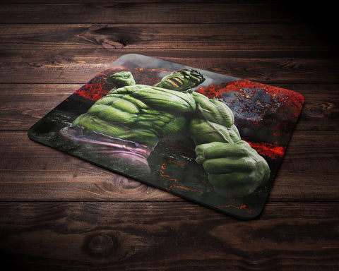 24N Hulk Mousepad by Nitasha