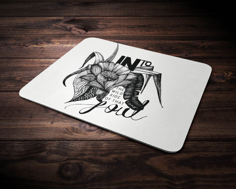 Into the Wild Mousepad