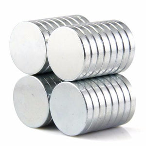 10 Pack Rare Earth Disc Neodymium Round Magnets 18mm X 3mm