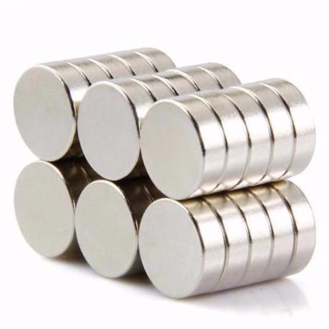 30 Pack Neodymium Magnets Round 10mm X 3mm Rare Earth