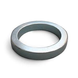 Large Round D50 x 8mm Neodymium Ring Magnet N42 w/ 38mm Hole