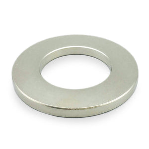 Large Round D70 x 6mm Neodymium Ring Magnet N42 w/ 40mm Hole