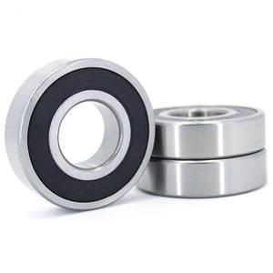 6307-2RS Steel Deep Grove Ball Bearings  35x80x21mm