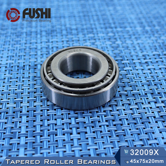 Fushi 32009X Tapered Roller Bearings 45x75x20mm