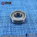 Fushi 32010X Tapered Roller Bearings 50x80x20mm