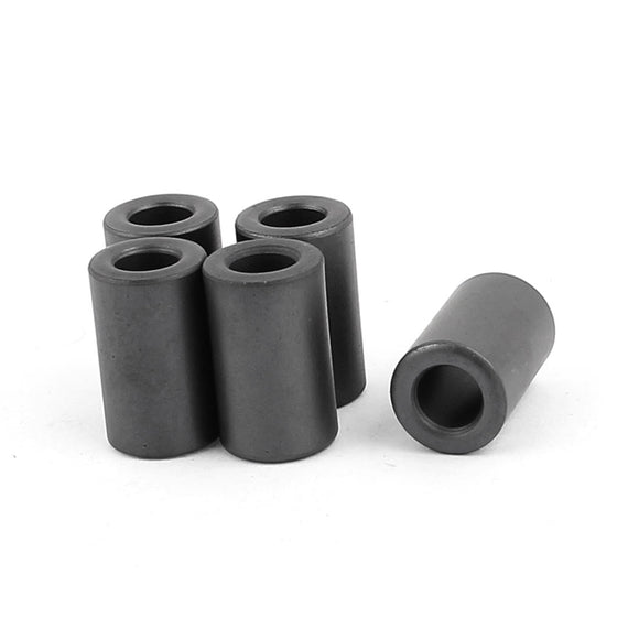 5 Pack Uxcell 12 x 22 x 6mm Ferrite Bead Toroid Cores For Filters Coils