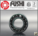 2 Pack 6009 High Temperature Steel Deep Groove Ball Bearings 45x75x16mm