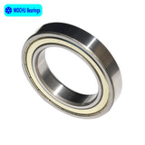 6011-ZZ Steel Deep Groove Ball Bearings 55x90x18mm