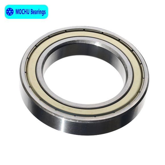 6014-ZZ Steel Deep Groove Ball Bearings 70x110x20mm