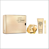 Paco Rabanne Lady Million Eau De Parfum 3 Piece Gift Set