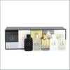 Calvin Klein Mens Deluxe Travel Collection