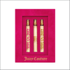 Juicy Couture Travel Spray 3 Piece Gift Set