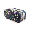 Medium Makeup Bag - Whimsy Ink