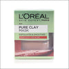 Pure Clay Mask - Exfoliates and Smoothes