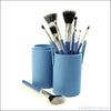 Travel Makeup Brush Set - Serenity