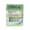 Pure Clay Mask - Purifies and Mattifies
