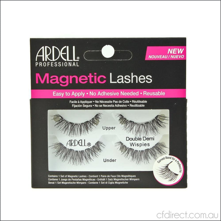 6991bfc2eec Magnetic Lashes - Double Demi Wispies