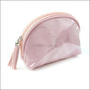 Cosmetic Pouch - Rose Quartz
