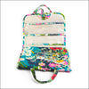 Hanging Cosmetic Bag - Dusk Meadow