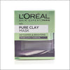 Pure Clay Mask - Detoxifies and Brightens
