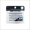 Ardell Individual Knot-Free Double Flare Lashes - Medium Black