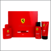 Scuderia Ferrari Red Eau De Toilette 125ml Gift Set