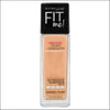 Maybelline Fit Me Dewy & Smooth Luminous Liquid Foundation - Natural Buff 230