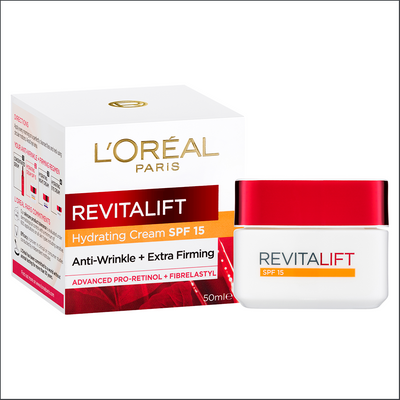 L'Oréal Revitalift Day Cream SPF 15 50ml