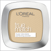 L'Oréal True Match Powder Compact - 1.D/1.W Golden Ivory