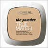 L'Oréal True Match Powder Compact - 3.W Golden Beige