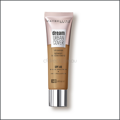 Maybelline Urban Cover Foundation Cafe Au Lait
