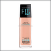 Fit Me Matte + Poreless Foundation - 122 Creamy Beige