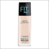 Fit Me Matte + Poreless Foundation - 112 Natural Ivory