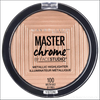 Master Chrome Highlighter - 100 Molten Gold