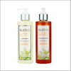 Natio Orange Blossom Hand & Body Wash & Hand Cream Duo