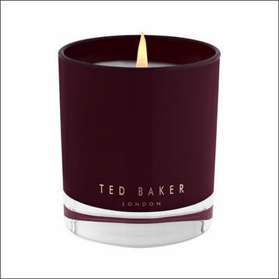 Ted Baker Pink Pepper & Cedarwood Candle