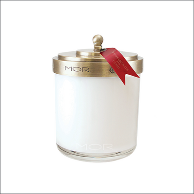 MOR Pomegranate & Cassis Candle 380g